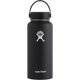 Hydro Flask Wide Mouth 946 ml Black